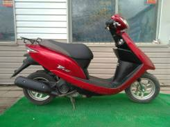 Honda Dio AF62 Красный ЭТО БЕЗОПАСНО, 2010