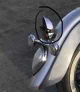 Крепление номера Yamaha RoadStar XV1700