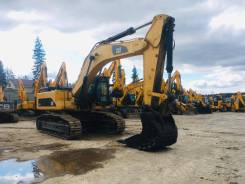 Caterpillar 345C MH, 2008