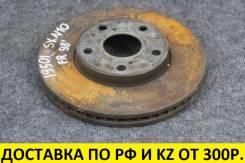 Диск тормозной, передний Toyota Ipsum ACM21. ~275мм. Оригинал