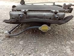 Радиатор основной 1KR-FE Toyota Passo Daihatsu Boon 16400B1020