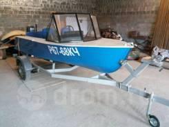 Продам моторную лодку МКМ