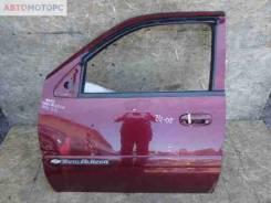 Дверь Передняя Левая Chevrolet Trailblazer (GMT360) 2001 - 2009 джип