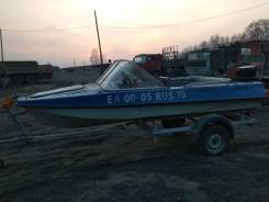 Продам моторную лодку Обь-М