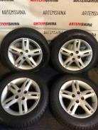 Оригинальные литые диски Mitsubishi R15 4/100