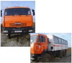 Автобус вахтовый Нефаз 4208-11-13, В ЯНАО, с. Новый Порт, 2011