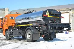 Автогудронатор ДС-43253 на шасси КАМАЗ-43253-3010-69, 2020