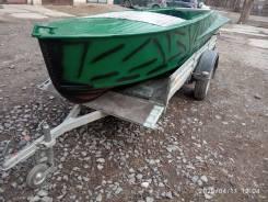 Лодка Казанка М с булями