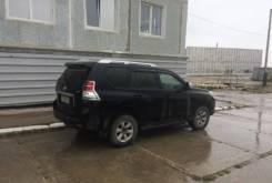 Toyota Land Cruiser Prado, В Якутии год, 2010