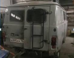 Фургон УАЗ 39099, В Якутии год, 2006