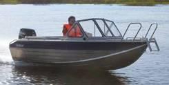 Купить лодку (катер) Русбот-47