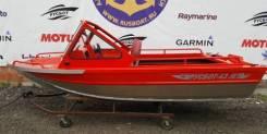 Купить лодку (катер) Русбот-43 Jet New