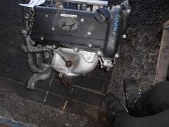 Двигатель Hyundai Solaris (RB) 2010-2017 (009485СВ2) Оригинальный номер G4FC