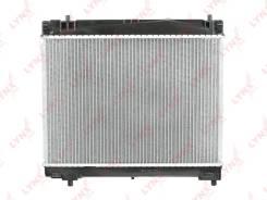 Радиатор охлаждения RB-1568 LYNXauto Toyota VITZ/Belta/Ractis/IST