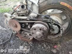 Двигатель на скутер Suzuki Lets в разбор