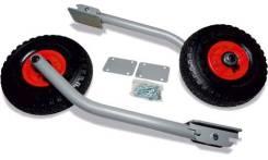Транцевые колеса ТР удлиненные