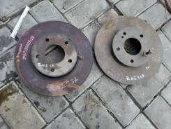 Тормозной диск Nissan Rnessa, передний NN30, SR20