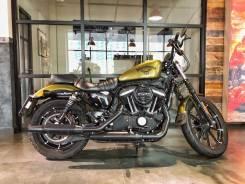 Harley-Davidson Sportster Iron 883 XL883N, 2017