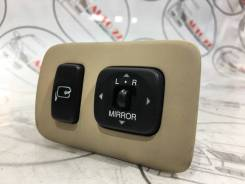Кнопки регулировки зеркалами T. Windom MCV 30