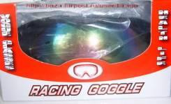 Очки для мотокросса Racing Goggle новые. Возможен налож. плат
