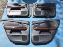 Дверные карты комплект Toyota Harrier