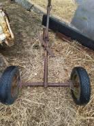 Телега прицеп тракторная грузоподъёмность рамы 1500 кг.