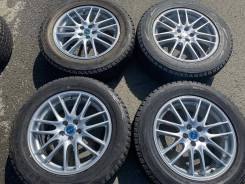 Литые диски на 17. 5/114.3 Bridgestone FEID. 4 шт (Т1997)