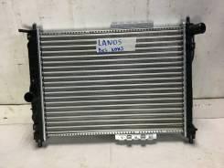 Радиатор основной для Chevrolet Lanos 2004-2010