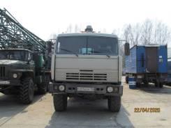 Камаз 43118, 1985