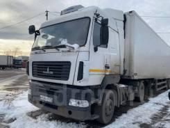 Седельный тягач МАЗ 544019-1421-031, В г. Москве, 2012
