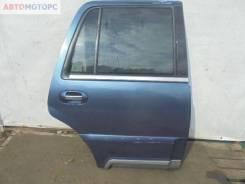 Дверь Задняя Правая Lincoln Navigator II 2002 - 2006