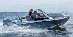 Купить катер (лодку) Silver Fox BR