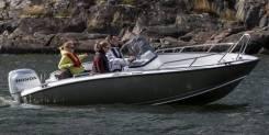 Купить катер (лодку) Silver Wolf Avant