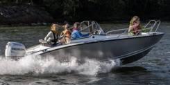 Купить катер (лодку) Silver Wolf BR