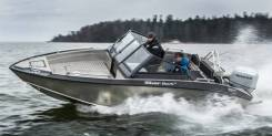 Купить катер (лодку) Silver Shark BRX