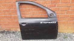 Дверь передняя правая Renault Sandero Stepway 2009