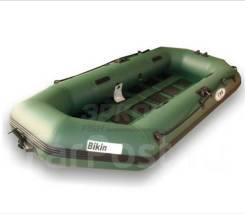 Лодка гребно моторная
