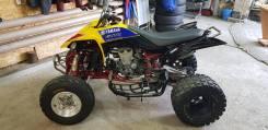 Yamaha YFZ 450, 2004