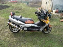 Yamaha Tmax, 2007