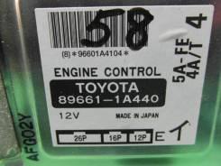 Блок  efi на Toyota 5A 89661-1A440