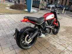 Ducati scrambler 2018, 2018