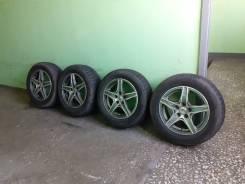 Летние колеса с литой дискам