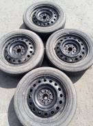 Стальные диски 16 5x100; ET45; 6.5J; 54.1mm