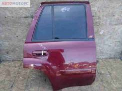 Дверь задняя правая Chevrolet Trailblazer Trailblazer 2001 - 2009