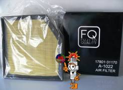 Воздушный фильтр Fujito Quality (Япония)=Toyota 17801-31170, A-1022