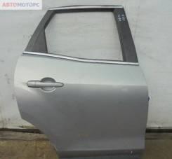 Дверь задняя правая Mazda CX-7 (ER) 2006 - 2012