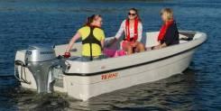 Купить лодку (катер) Terhi 445
