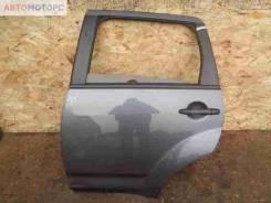 Дверь задняя левая Mitsubishi Outlander XL II 2007 - 2012 (Джип)