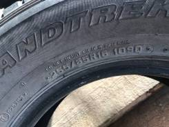 Bridgestone, 255/65 R16, 215/60 R16