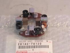 Щеточный узел стартера Toyota